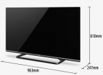 LED TV PANASONIC TH-42AS610T